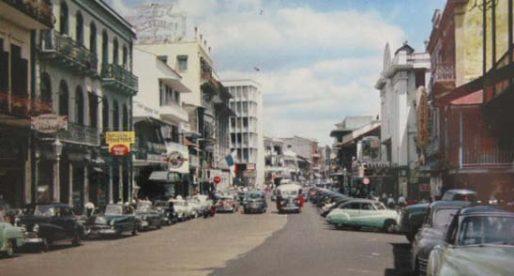 La Avenida Central a través del tiempo