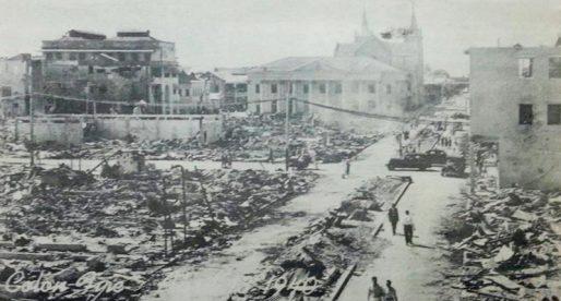 Los incendios más devastadores de la ciudad de Colón