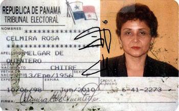 La historia de la cédula en Panamá