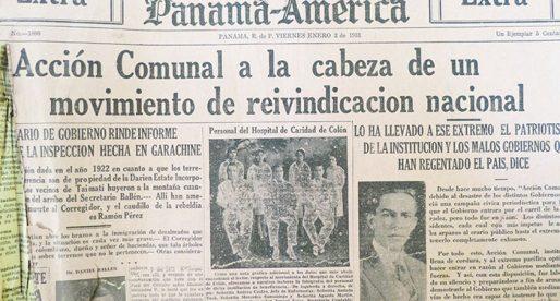El primer golpe de Estado de Panamá