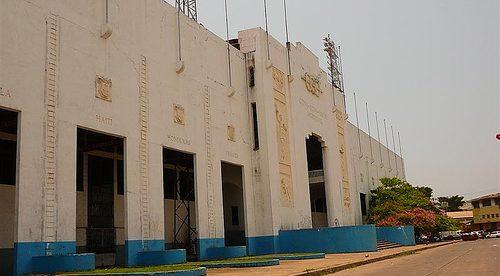 El estadio Juan Demóstenes Arosemena