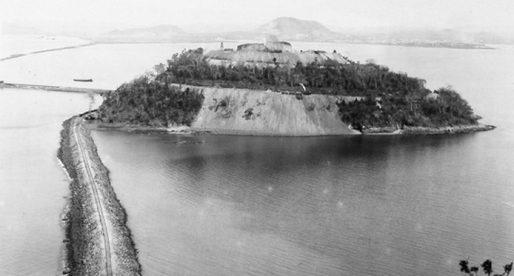 La historia de la Calzada de Amador (Causeway)