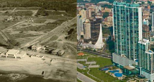 """Ciudad de Panamá: 14 fotos de """"antes y ahora"""" (parte 2)"""