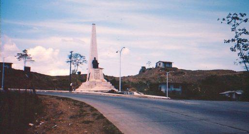 La estatua de Roosevelt