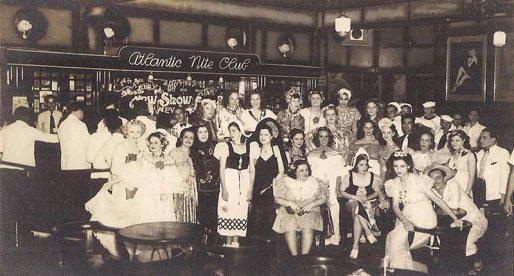 El desaparecido cabaret Atlantic Nite Club