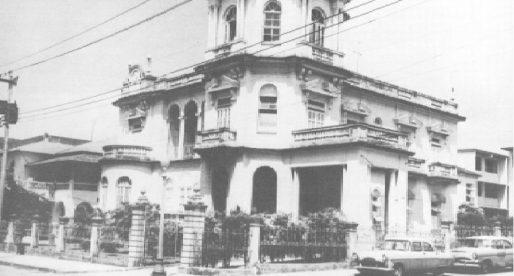 El desaparecido Castillo de Perejil