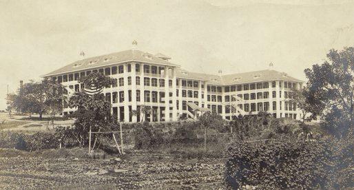 El antiguo Hotel Tívoli