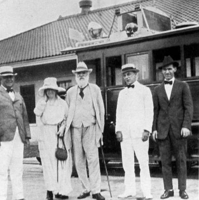 Alexander Graham Bell en Panamá
