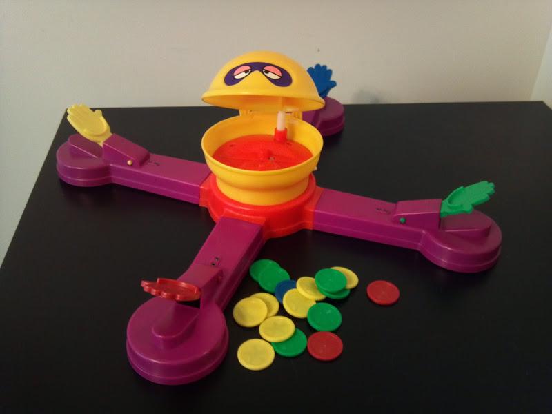 ¿Tuviste algunos de estos juguetes?