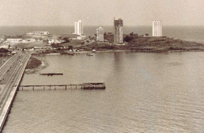Paitilla en 1972