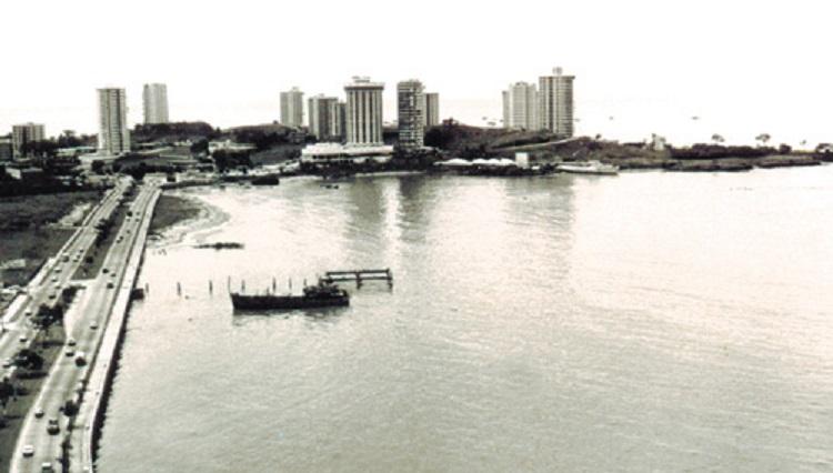 Paitilla en 1978