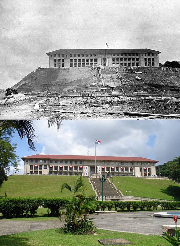 edificio administracion canal panama