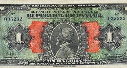 Una breve historia de la desaparecida moneda Balboa
