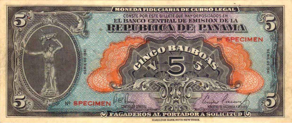 Una Breve Historia De La Desaparecida Moneda Balboa Panama Vieja