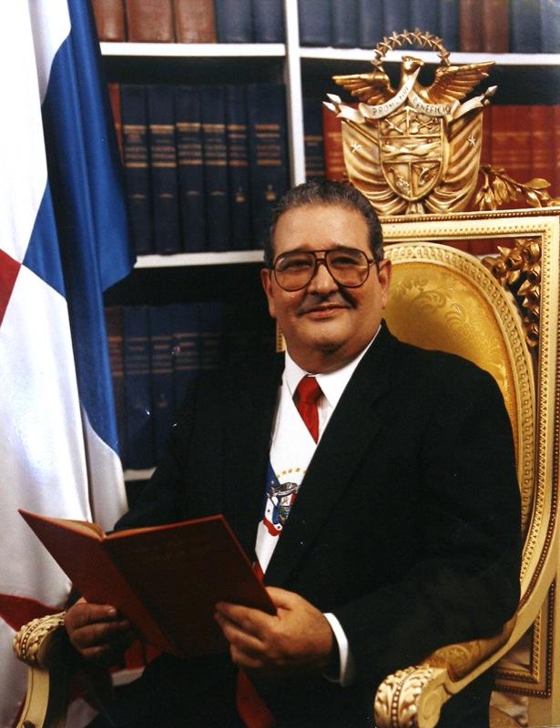 Guillermo David Endara Galimany