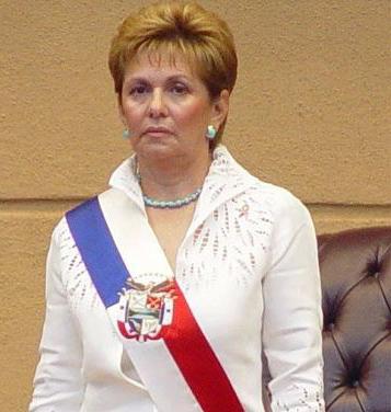 Mireya Elisa Moscoso Rodríguez