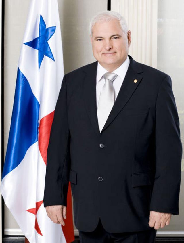Ricardo Alberto Martinelli Berrocal