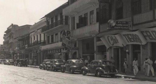 La Ciudad de Panamá en la década de 1940