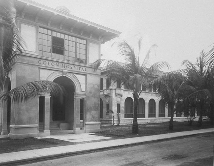 Colon-hospital-colon-1916