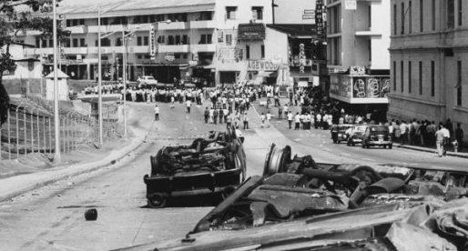 La gesta del 9 de enero de 1964
