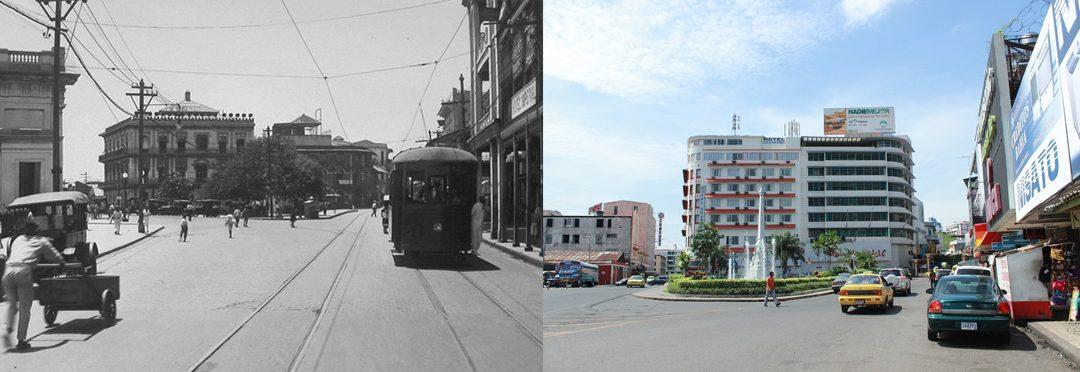 """Ciudad de Panamá: 14 fotos de """"antes y ahora"""" (parte 1)"""