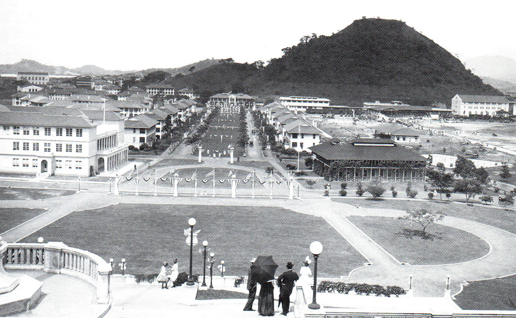 El Prado de Balboa Año 1919