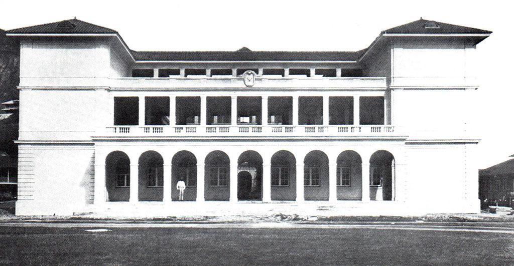 Escuela de Balboa Año 1917