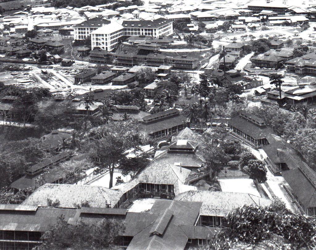 Hospital de Ancón Año 1910