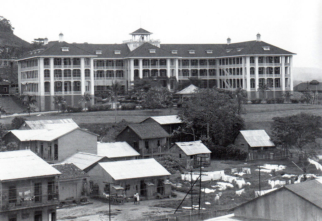 Hotel Tivoli, Ancón Año 1912