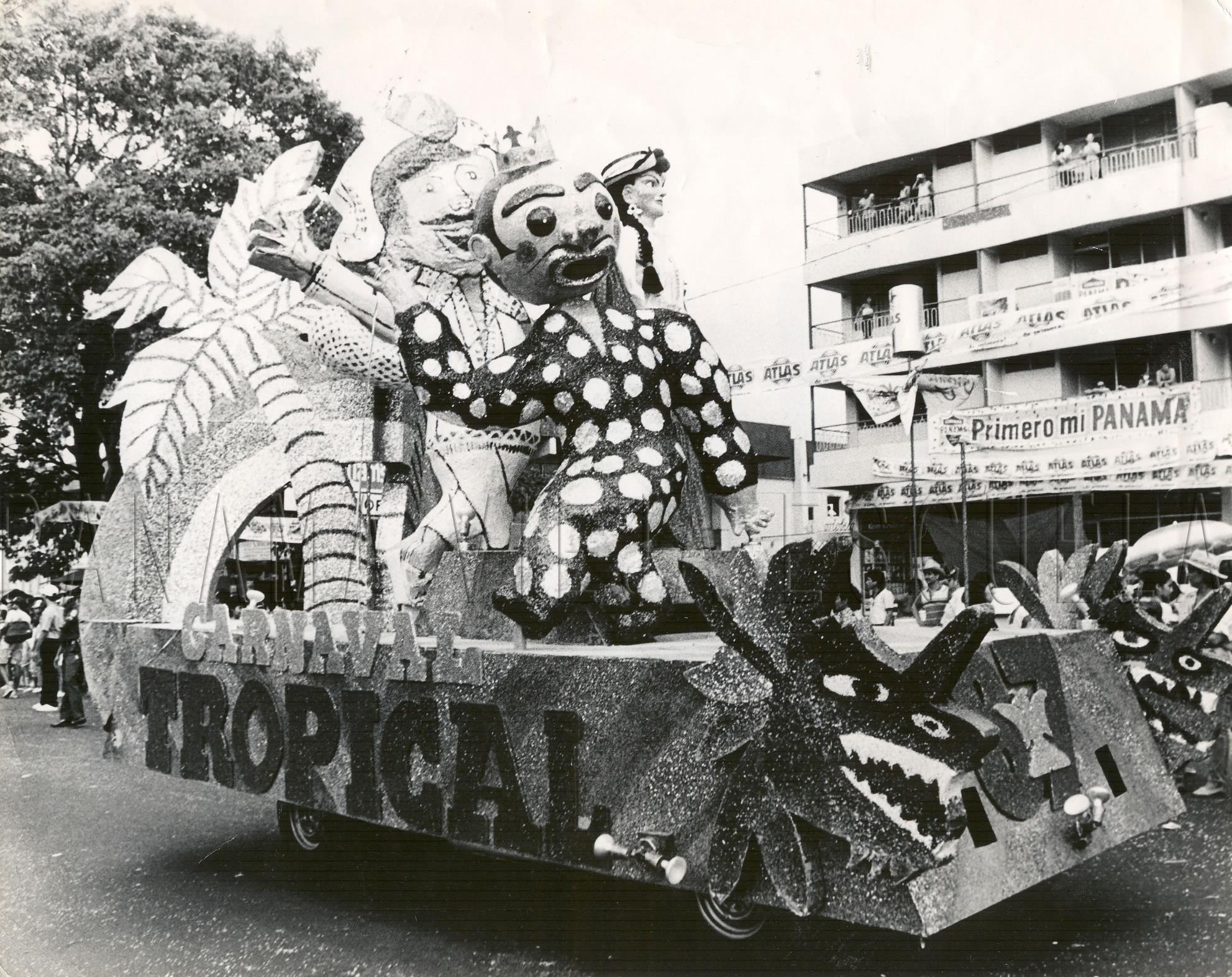 Via España, año 1987