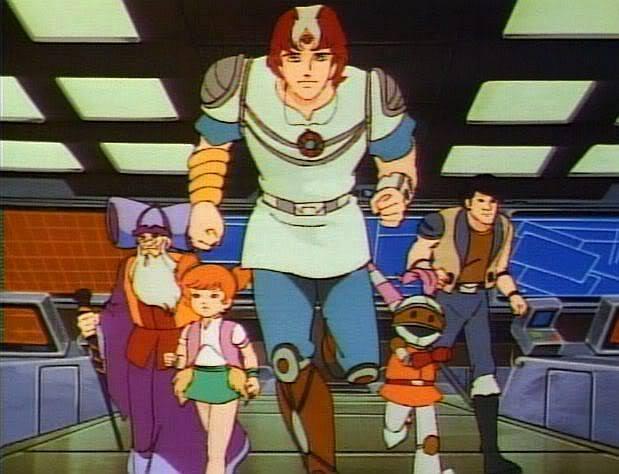 Jayce y los guerreros rodantes