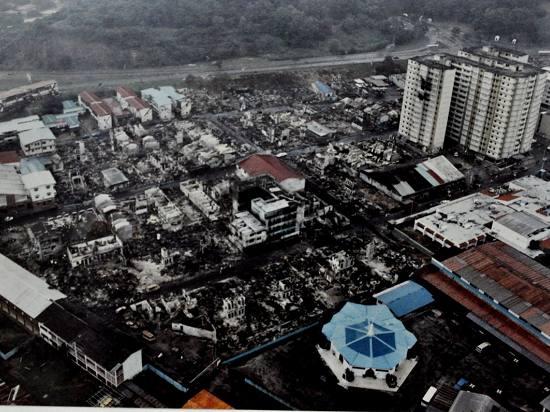 Panama Vieja Escuela - Invasion 28