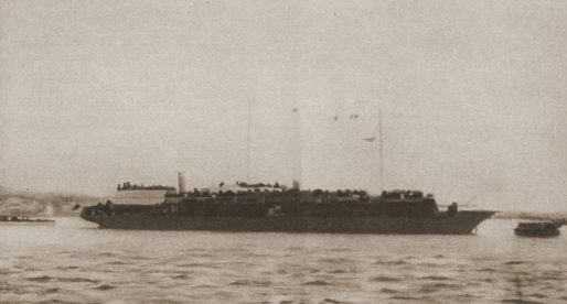 Struma, el barco de bandera panameña hundido en la II Guerra Mundial