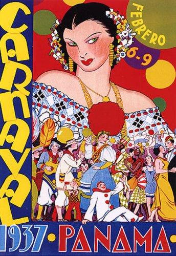 carnaval 1937 afiche