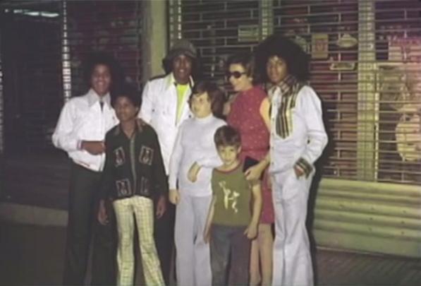 Los Jackson 5 en concierto en Panamá