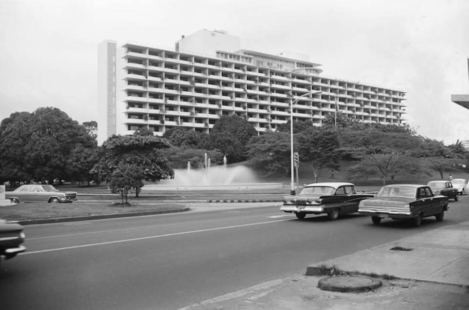 La historia del Hotel El Panamá