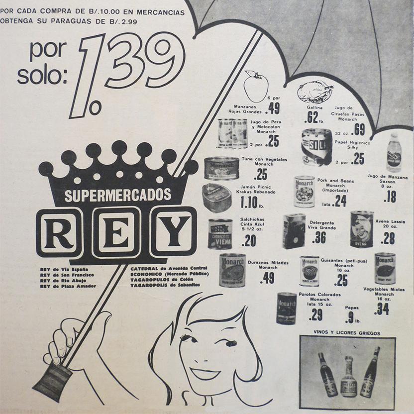 supermercado rey precios