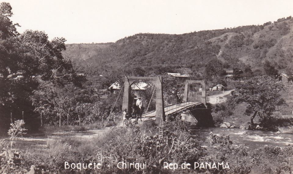 Boquete-decada-1930