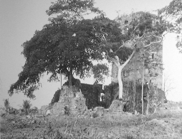 Panamá-la-Vieja-foto-vieja