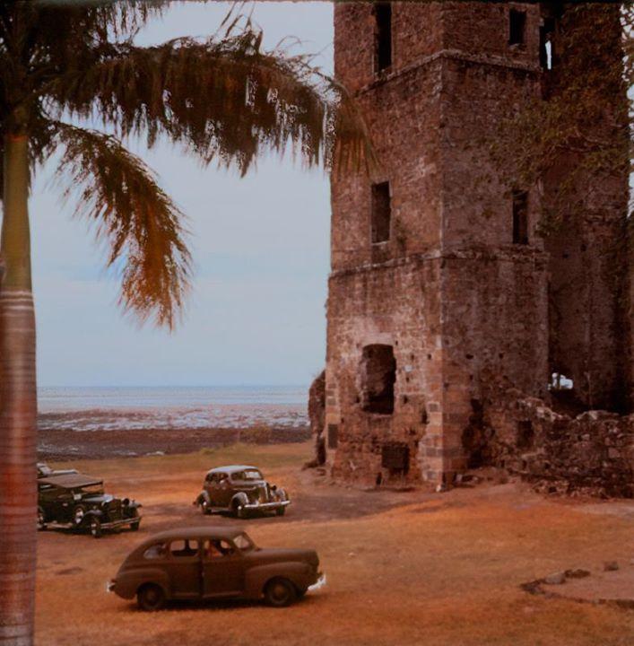 Panama La Vieja 1943