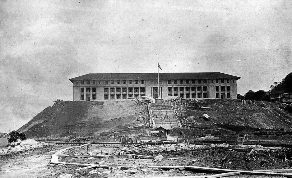 Panama Vieja Escuela - Administration Building - 4