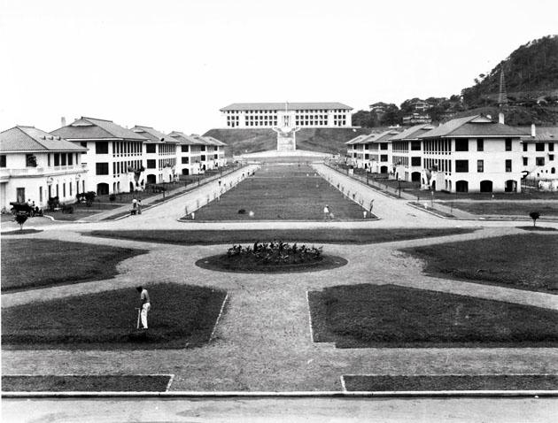 Panama Vieja Escuela - Administration Building - 5