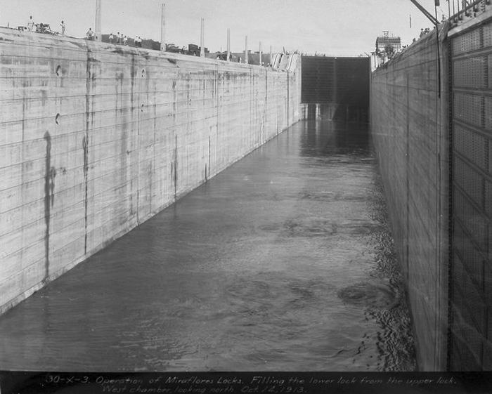 construccion canal panama 35