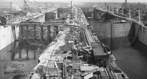 La historia del Canal de Panamá