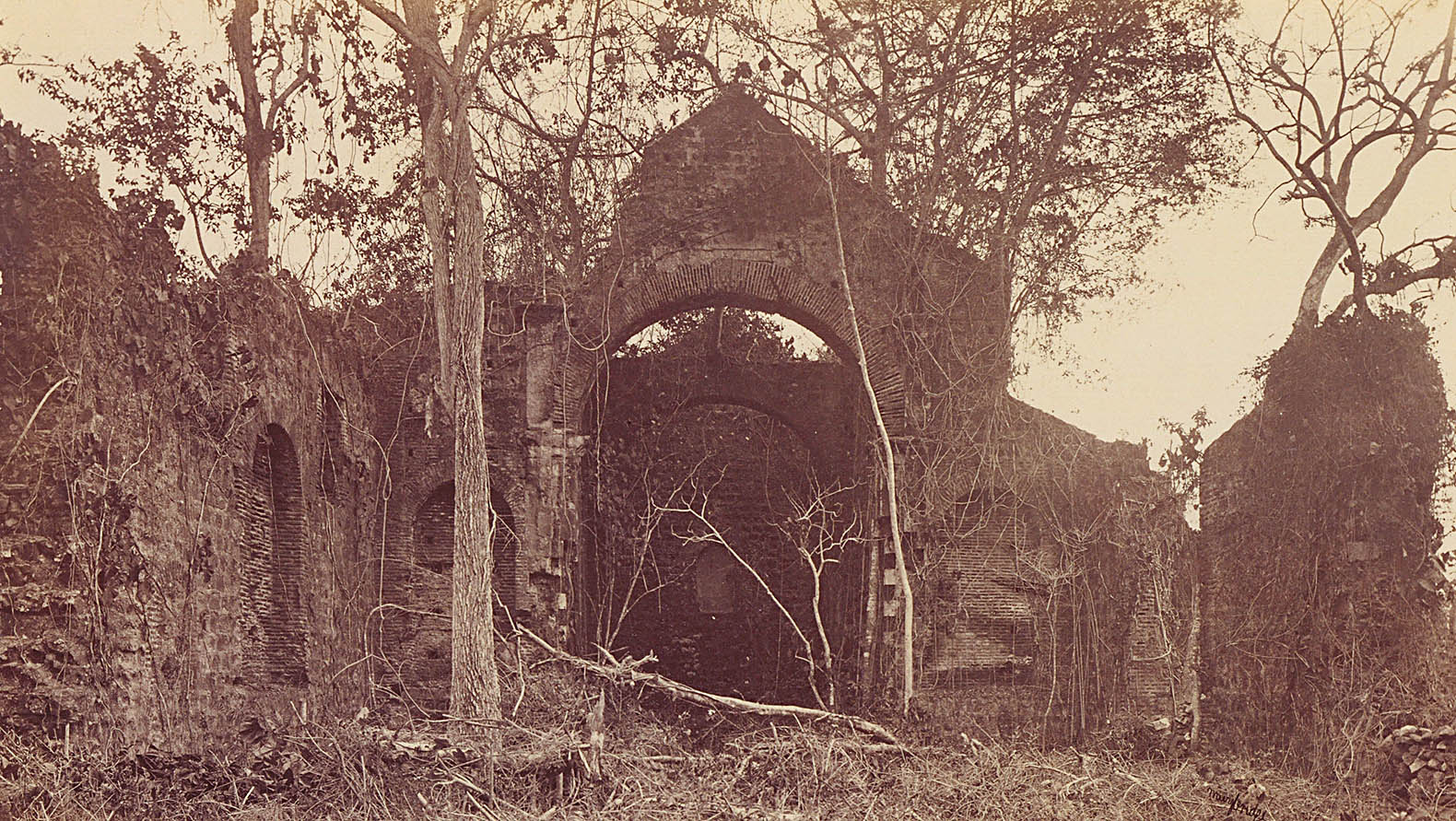 convento de las monjas 1875