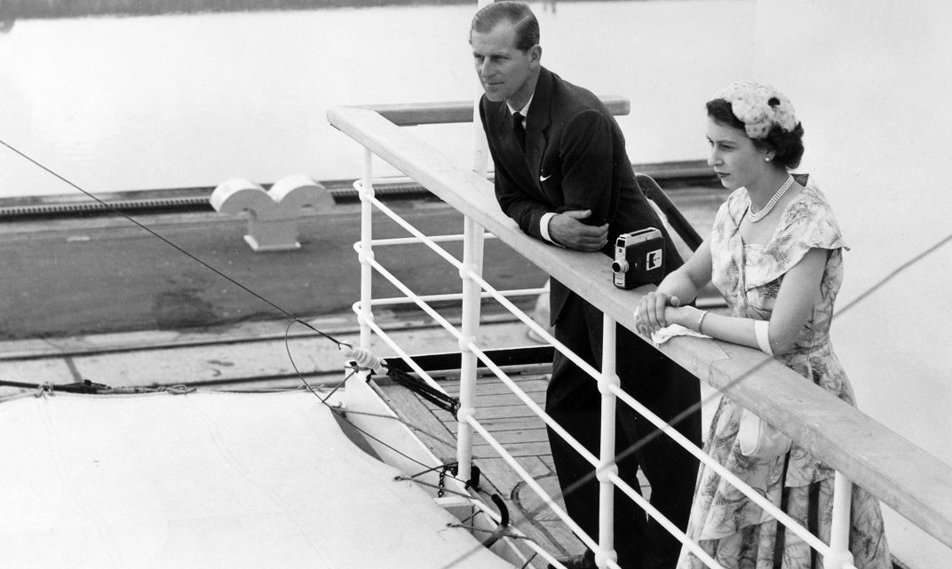 Visita de la reina Isabel II a Panamá