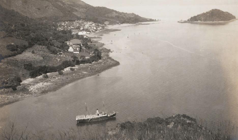 La historia de la Isla Taboga
