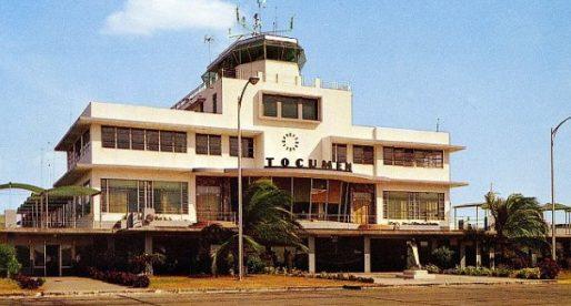 La historia del Aeropuerto Internacional de Tocumen