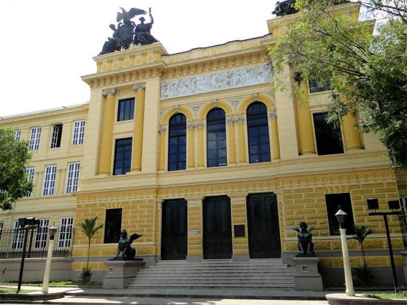 El asalto al Instituto Nacional De Panamá (año 1988)