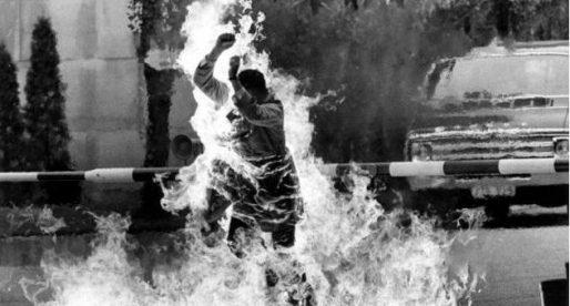 La inmolación de Leopoldo Aragón Escalona